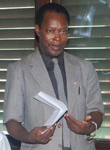Anacleto Olo Mibuy, Doctor Honoris Causa en Humanitarismo.