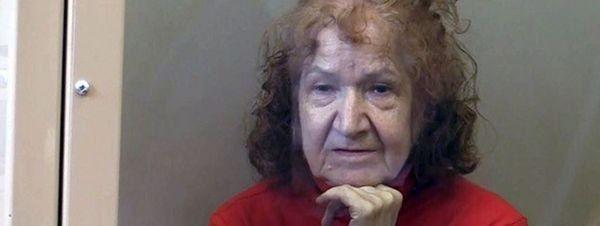 La 'Abuela asesina' Tamara Samsonova.- El Muni.