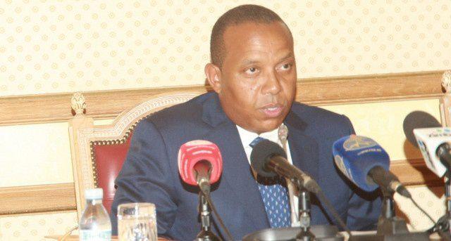 Patrice Trovoada, primer ministro de Santo Tomé y Príncipe.- El Muni.