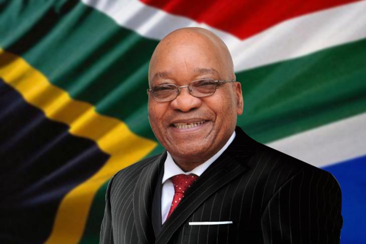 Jacob Zuma, presidente de Sudáfrica.- El Muni.