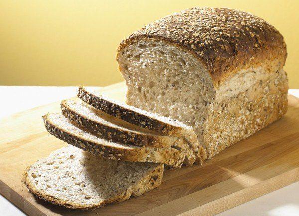 Rebanadas de pan en El Muni.