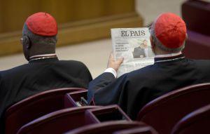 Sínodo de obispos en el Vaticano el pasado 9 de octubre. / AP.- El Muni.