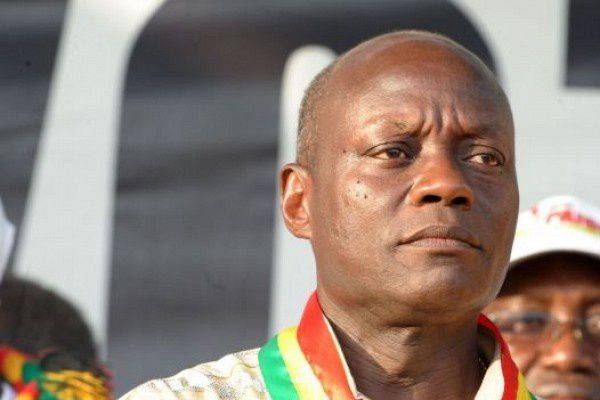 José Mário Vaz, presidente de Guinea Bissau.- El Muni.