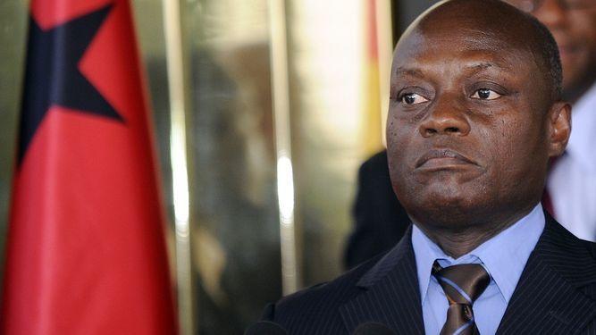 Jose Mario Vaz, presidente de Guinea Bissau.- El Muni.