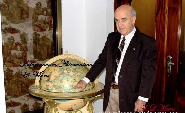 Pedro Doña, embajador cubano en Guinea Ecuatorial.- El Muni.