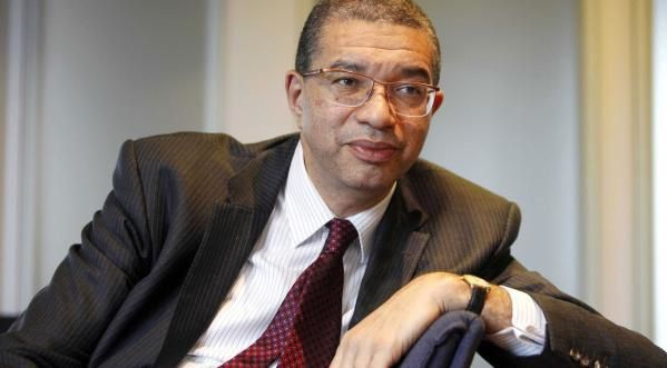 Lionel Zinsou, el derrotado primer ministro el las elecciones del pasado 20 de marzo en Mali.- El Muni.