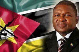Filipe Nyusi, presidente de Mozambique.- El Muni.