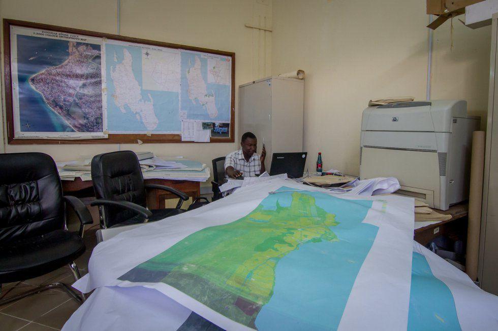 Drones sobre Zanzíbar: El paraíso a vista de dron.