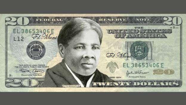 ¿De quién será la nueva cara en el billete de 20 dólares estadounidenses?