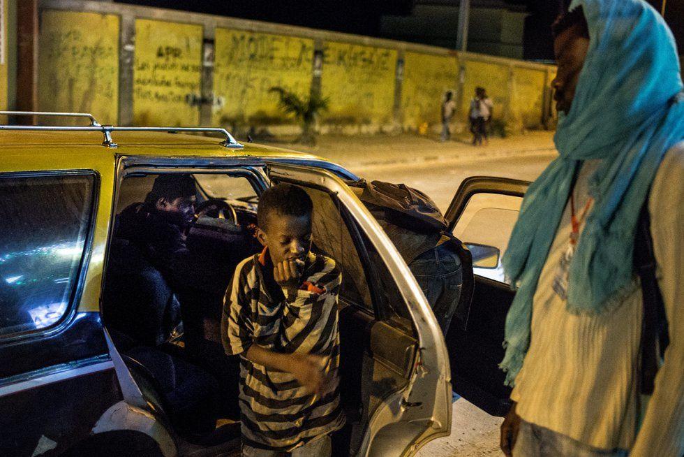 La vergüenza internacional de Senegal.