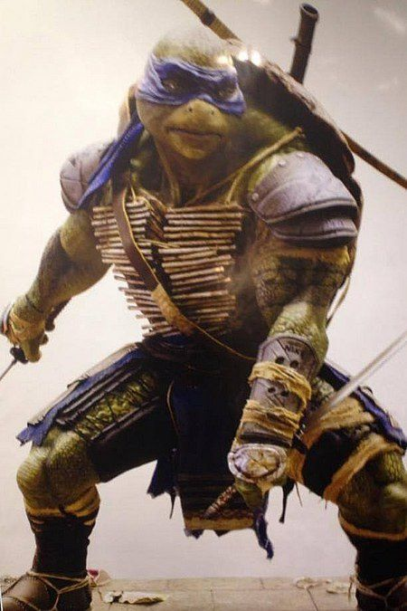 Teenage Mutant Ninja Turtles : Les Tortues Ninja et Shredder révélés