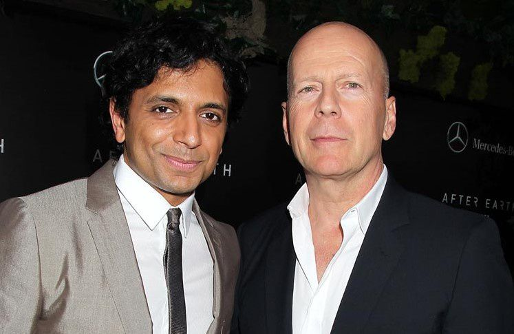 M. Night Shyamalan + Bruce Willis : le retour