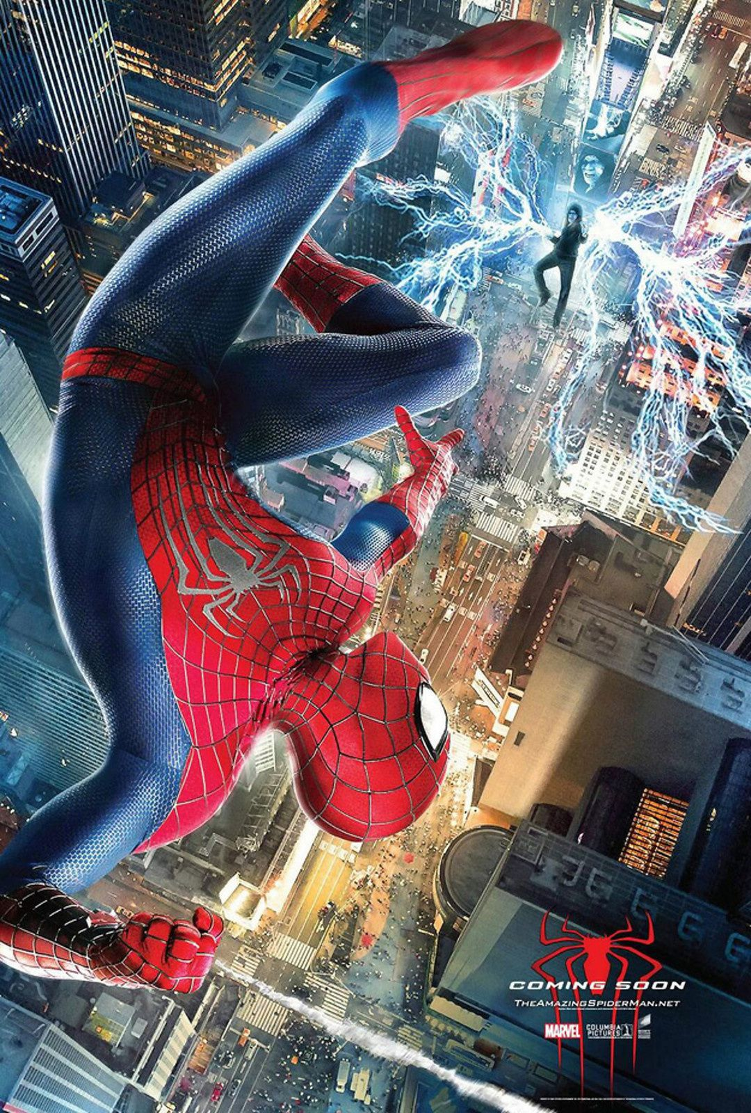 Посмотреть новый человек паук высокое напряжение 1 фотография