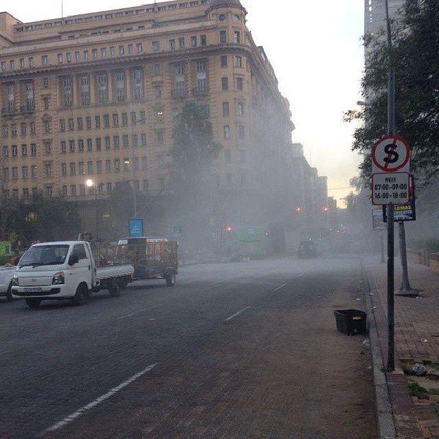Avengers 2 : photos et vidéos du tournage à Johannesburg