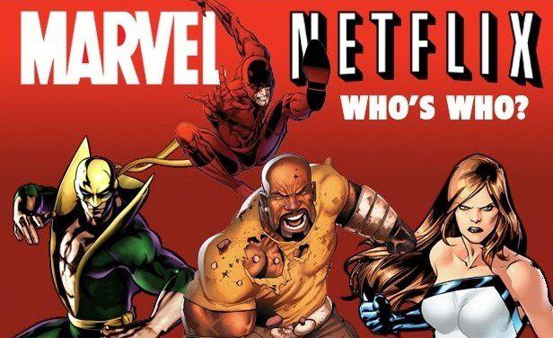 Quelques nouvelles des séries Marvel / Netflix