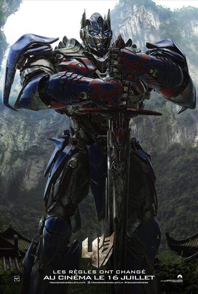 Transformers 4 : L'Age de l'Extinction – Bande Annonce VF
