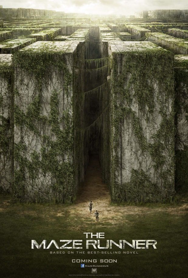 Le Labyrinthe (The Maze Runner) - Bande Annonce VO