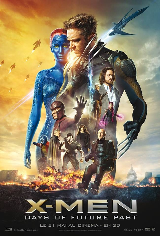 X-Men : Days of Future Past - Bande Annonce 3 VOST