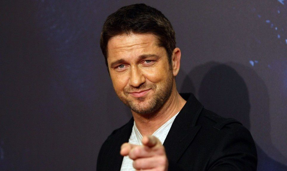 Gerard Butler dans le thriller de science-fiction Geostorm
