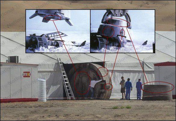 Star Wars Episode 7 : les premières images à Abu Dhabi