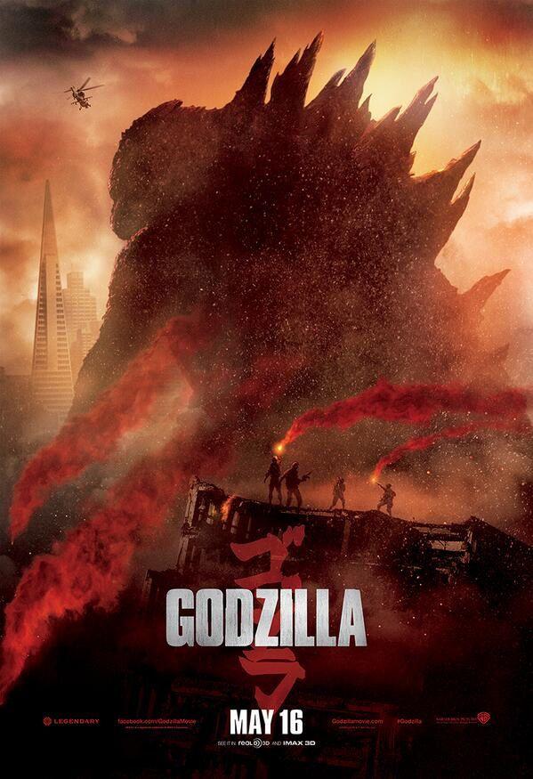Godzilla - Bande Annonce asiatique VO