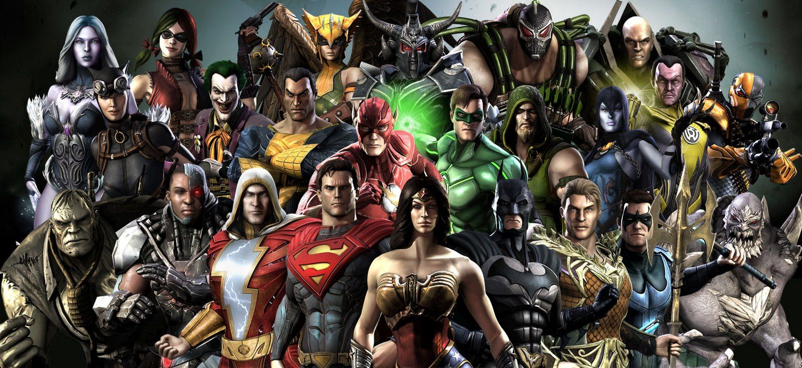 9 films DC Comics prévus par Warner Bros.