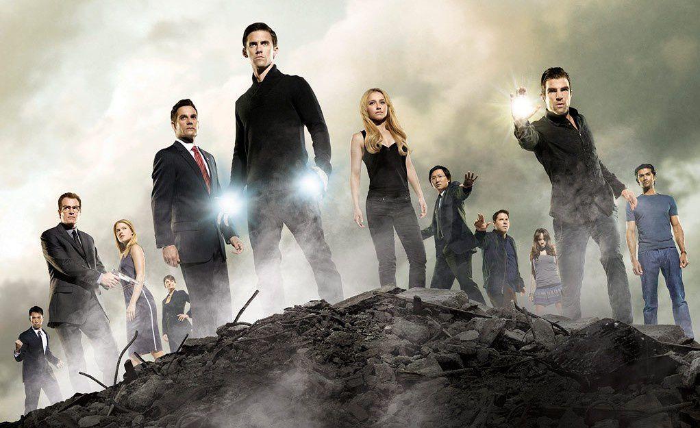 Heroes Reborn : confirmation du retour des acteurs de la série d'origine