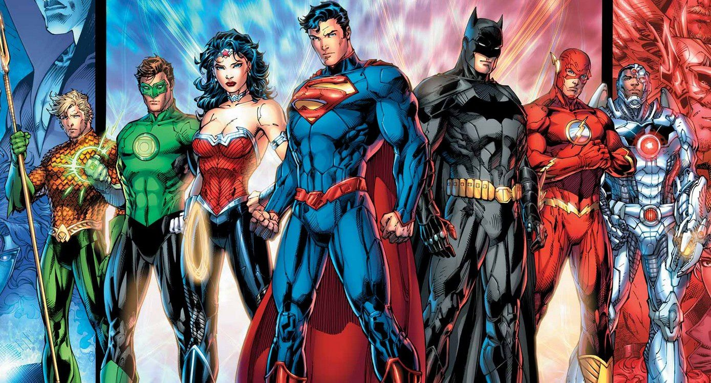 Batman vs Superman fait partie de 5 films avant Justice League ?