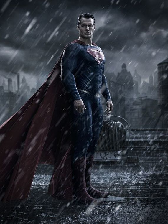 Batman v Superman – première photo officielle de Superman