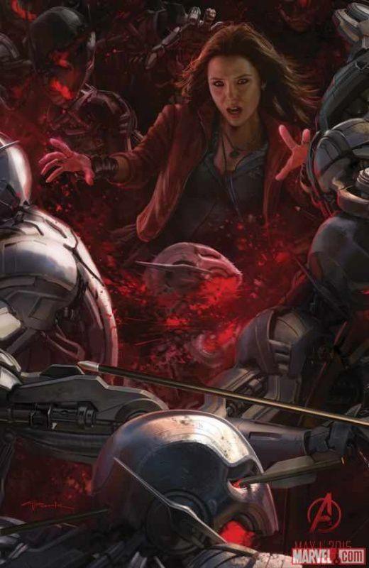Superbes concept-arts d'Avengers Age of Ultron