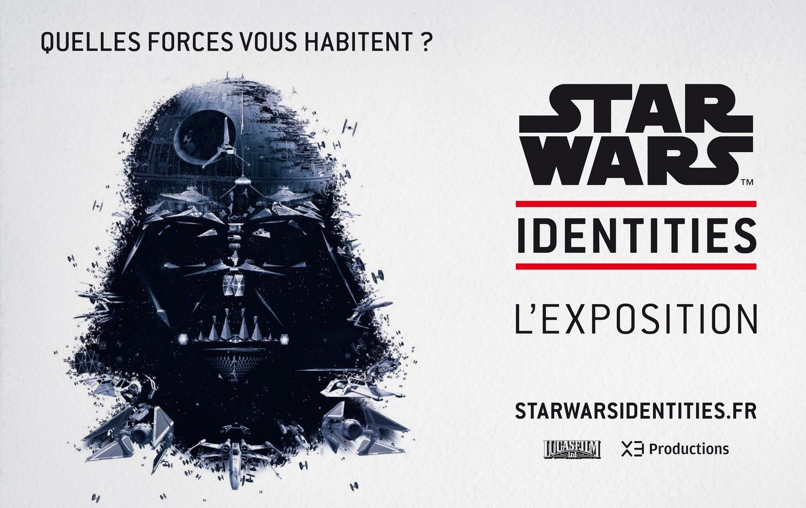 Star Wars Identities - J'y suis allé !