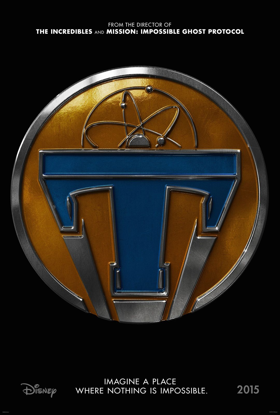 Tomorrowland - Bande Annonce Teaser VO