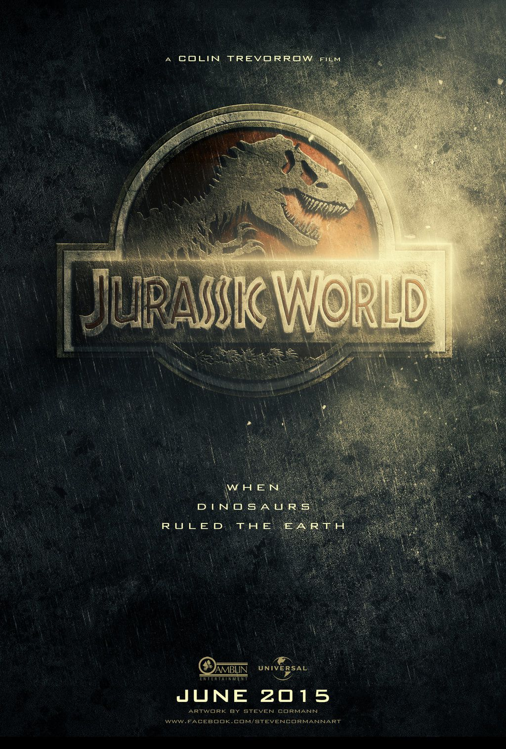 Jurassic World - Teaser Trailer VO