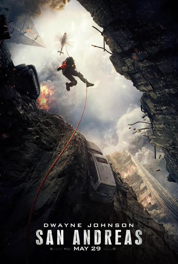 San Andreas - Bande Annonce 2 VOST