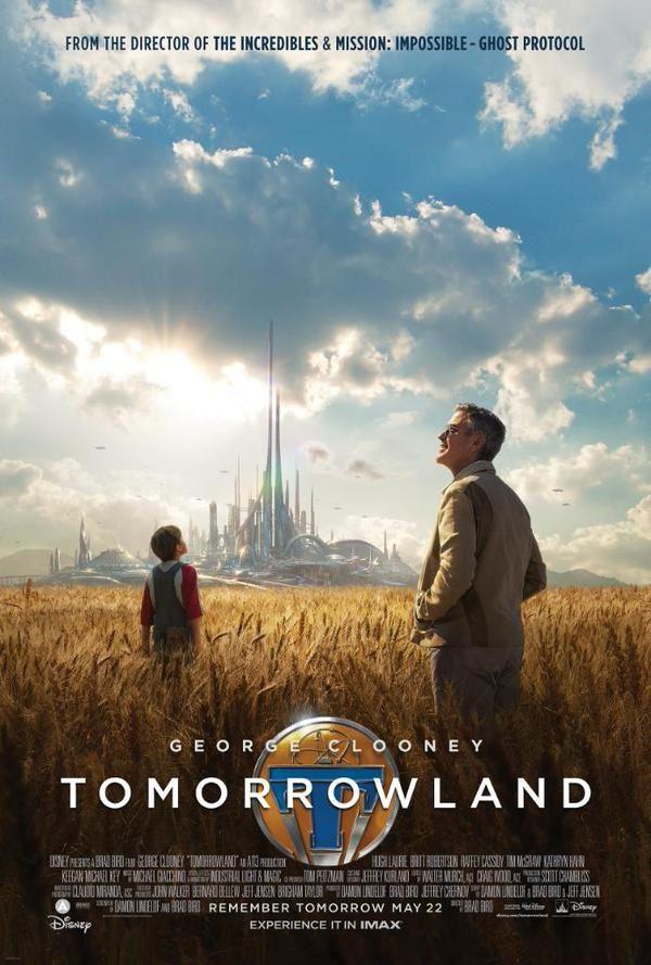 A la poursuite de demain (Tomorrowland) - Bande Annonce 2 VOST