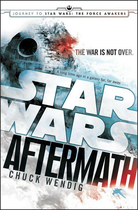 Une trilogie littéraire pour faire le lien entre Le Retour du Jedi et Star Wars 7