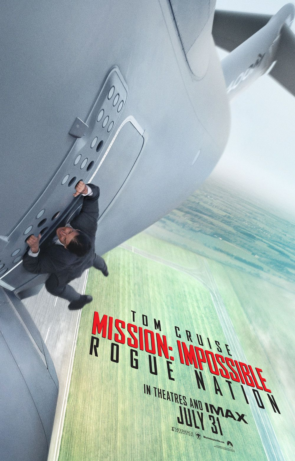 Mission Impossible 5 : Rogue Nation - Bande Annonce VF