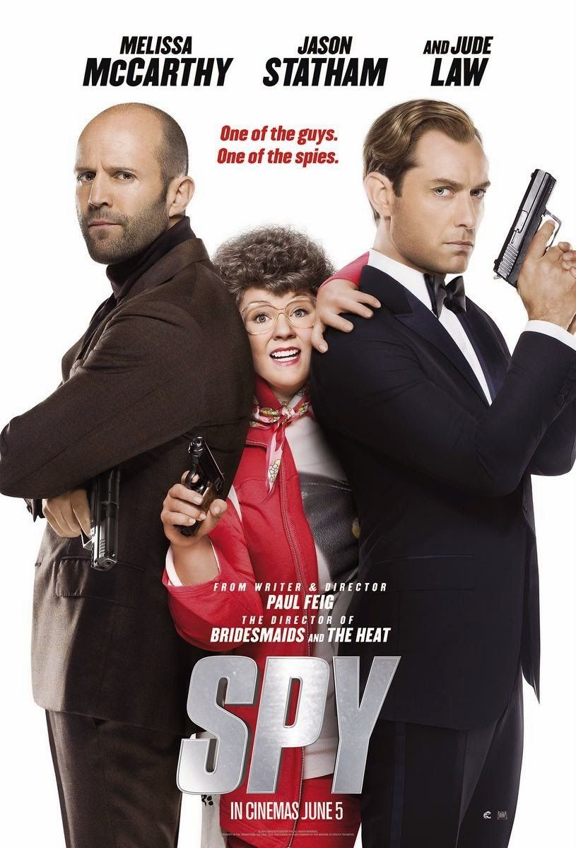 SPY - Bande Annonce VF