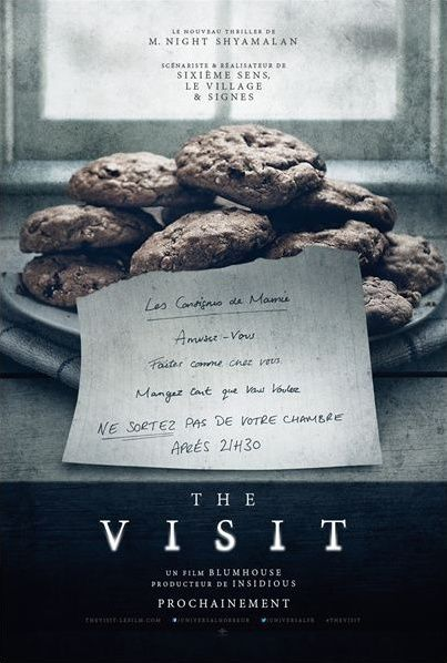 The Visit - Bande Annonce VO
