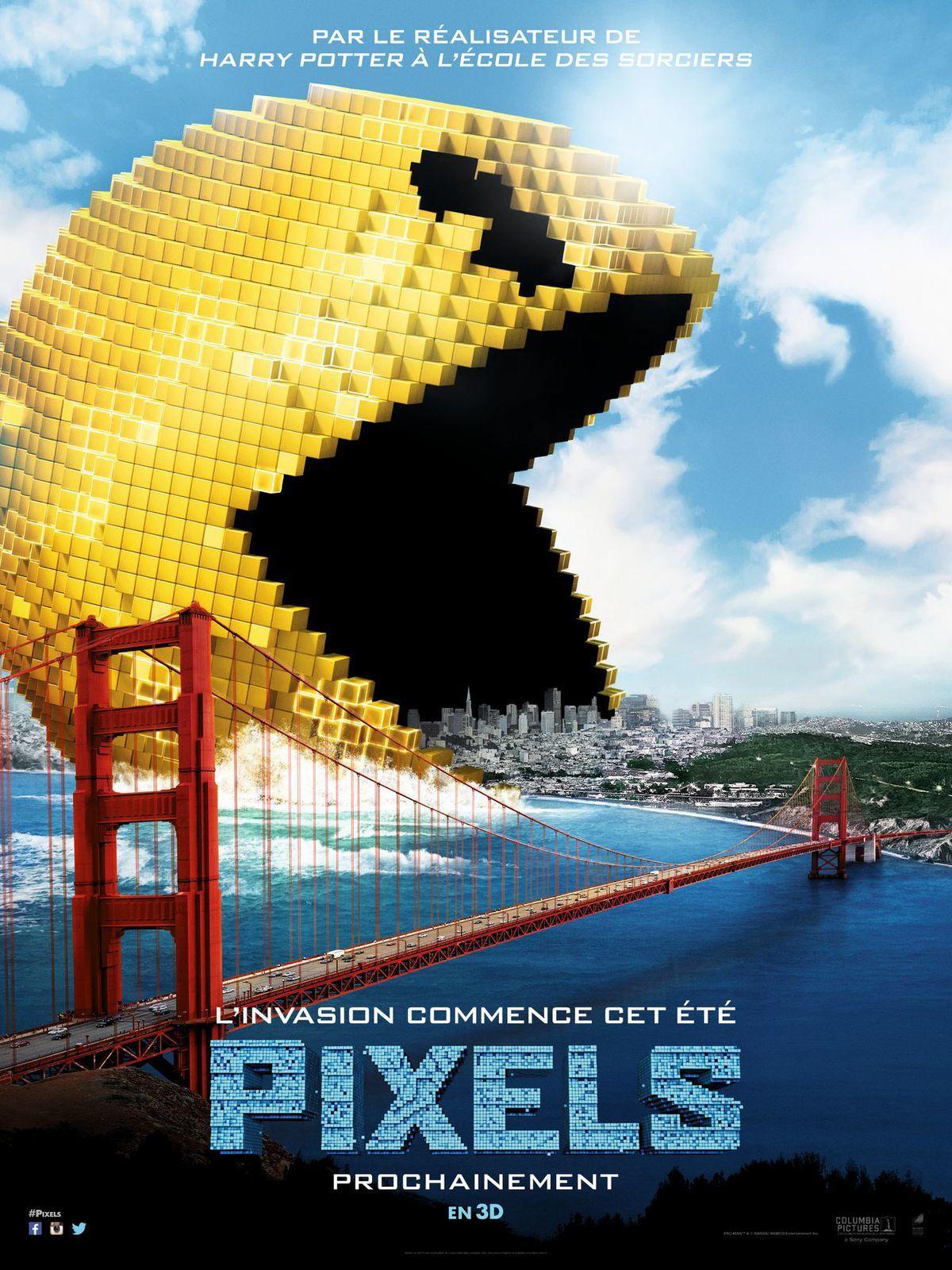 PIXELS - Bande Annonce 2 VF
