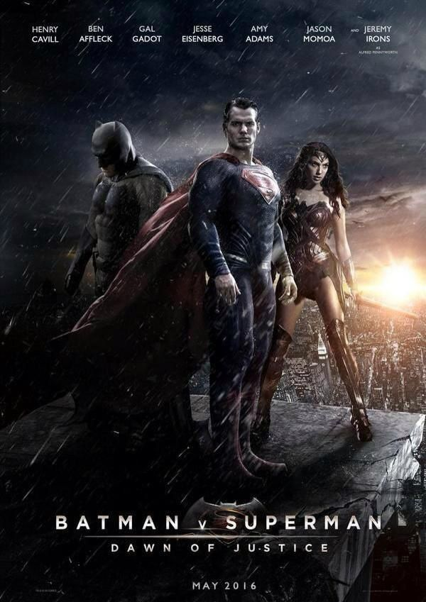 Batman v Superman : L'Aube de la Justice - Comic-Con Trailer VOST