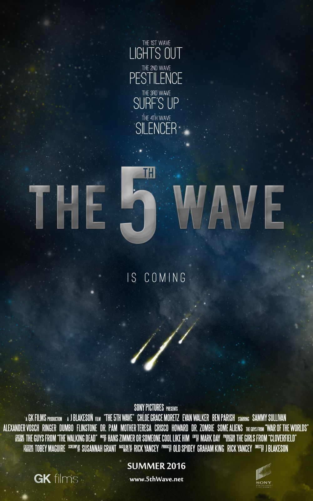 The 5th Wave - Bande Annonce VO