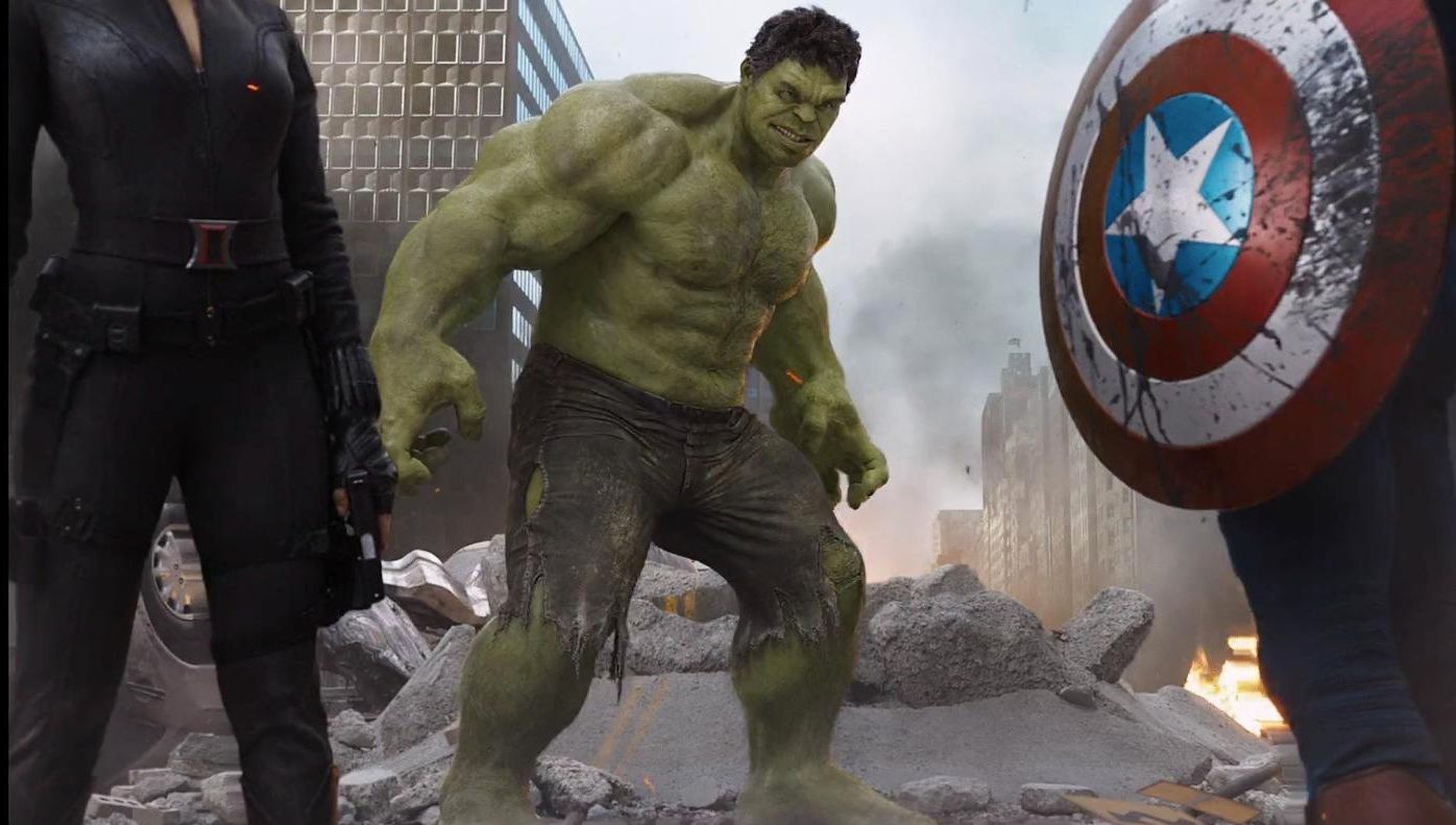 Hulk ne sera pas dans Captain America : Civil War