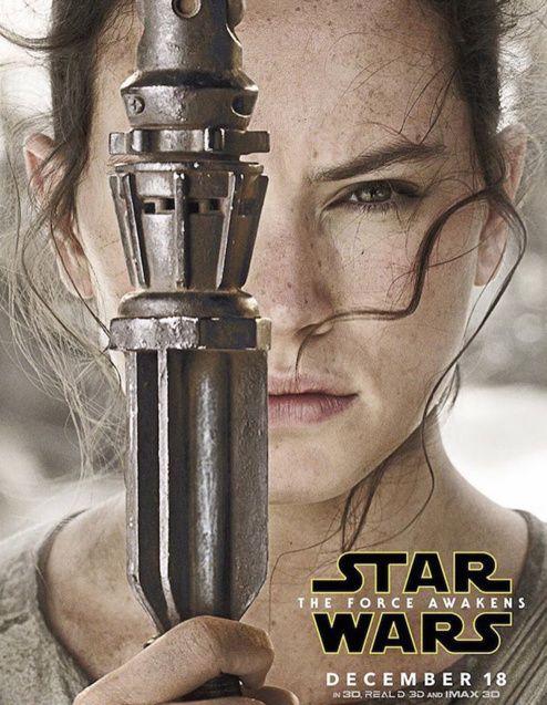 Star Wars : Le Réveil de la Force dévoile les anciens et nouveaux héros dans une série d'affiches