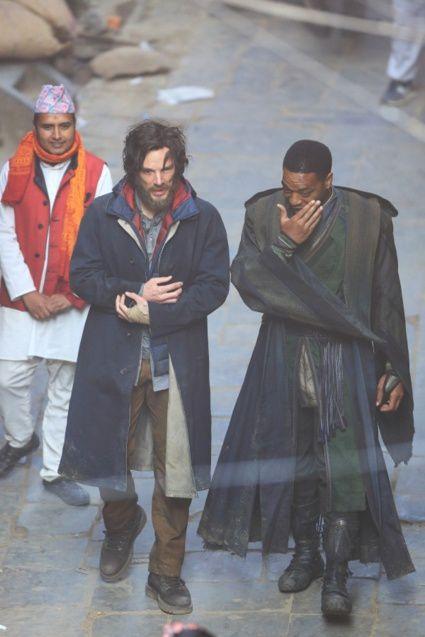 Doctor Strange dévoile le Baron Mordo dans de nouvelles images de son tournage