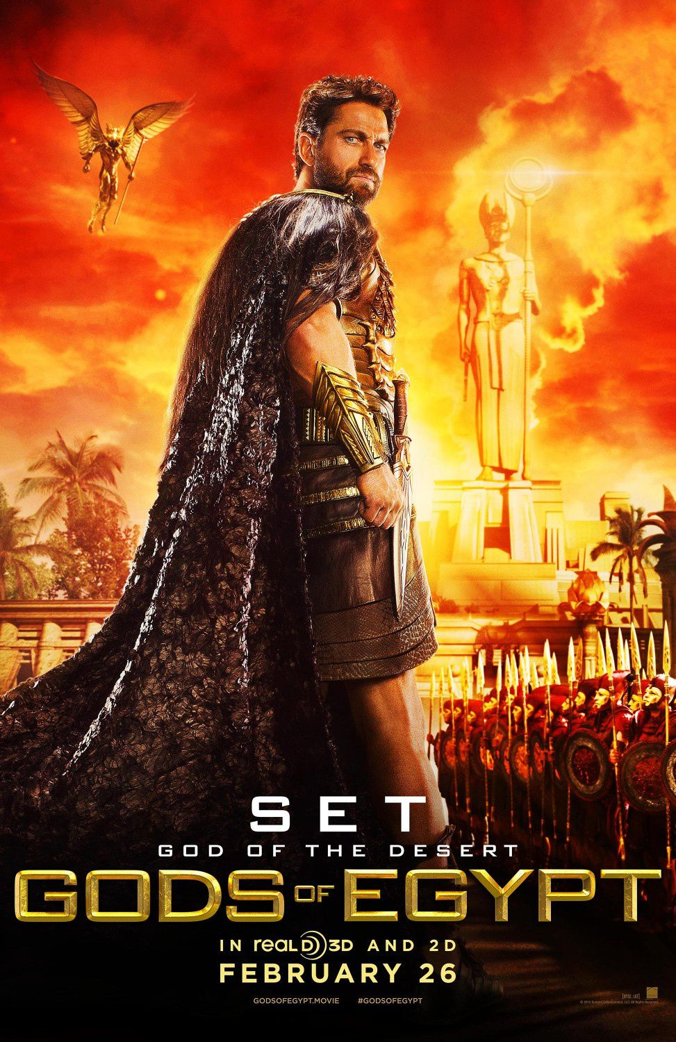 Gods Of Egypt - Bande Annonce VO