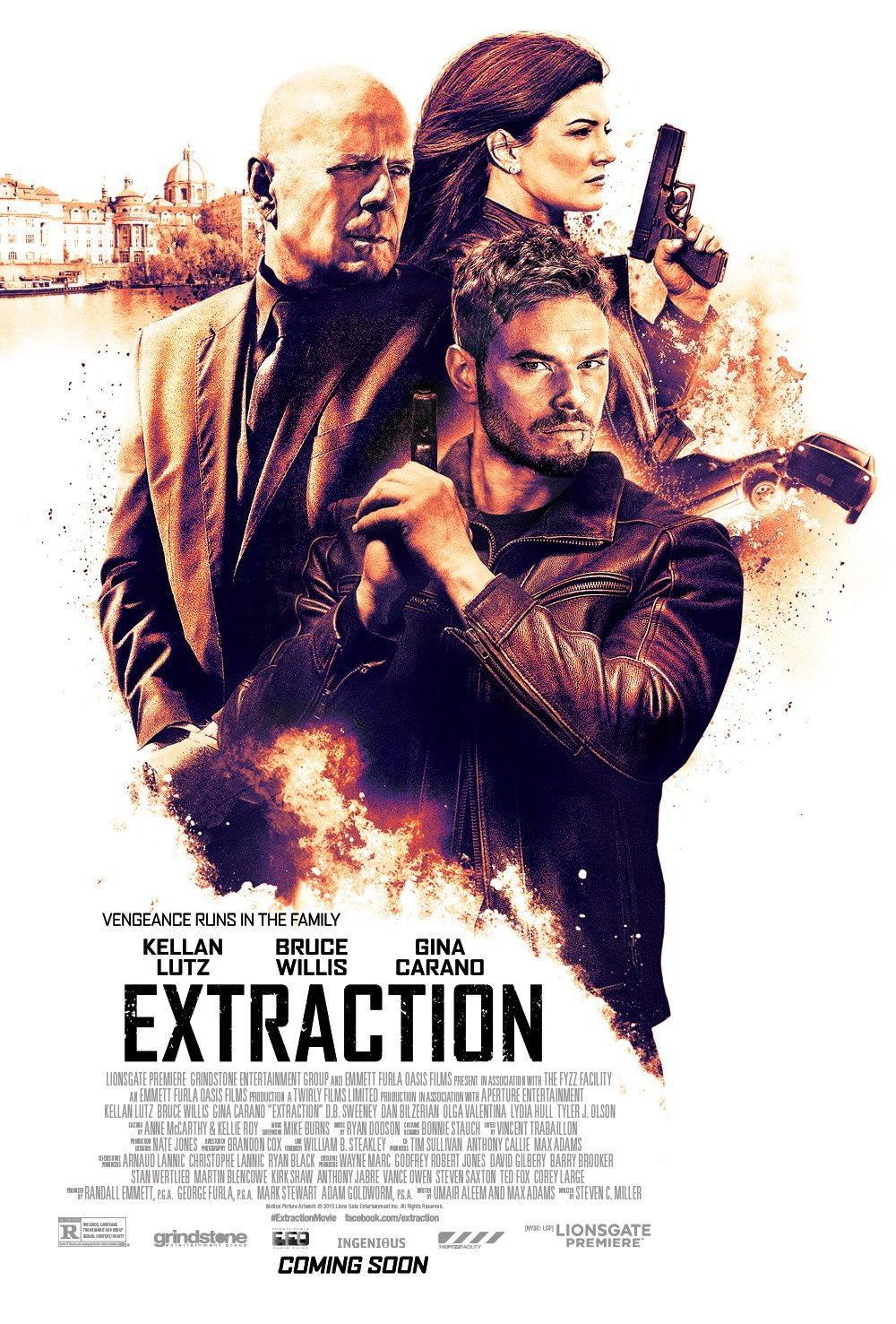 Extraction - Bande Annonce VO