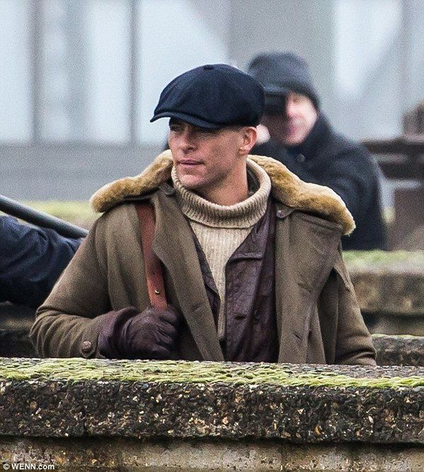 Wonder Woman : photos de tournage avec Gal Gadot et Chris Pine