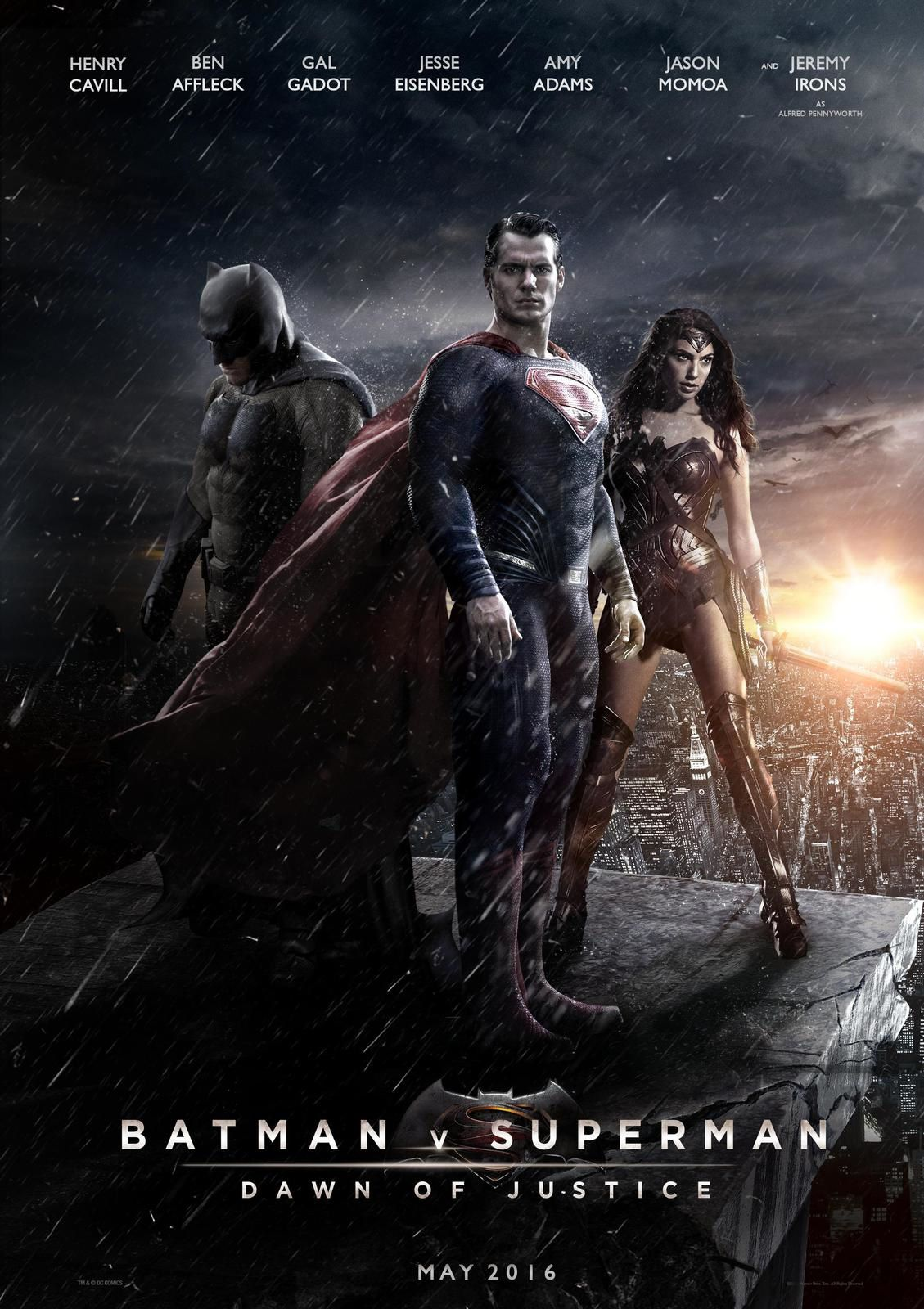 Batman v Superman : L'Aube de la Justice - Bande Annonce VF