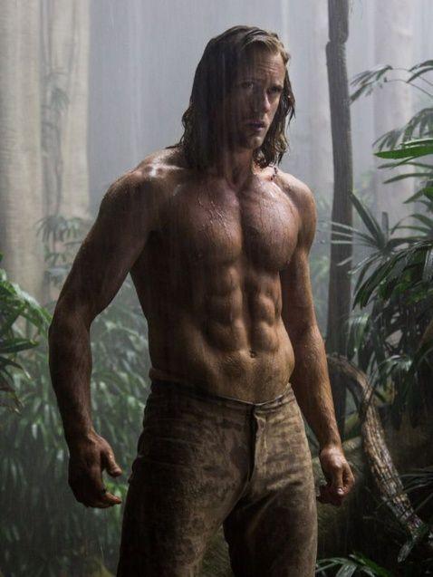Le Tarzan 3D de David Yates dévoile les premières images de son nouvel homme de la jungle